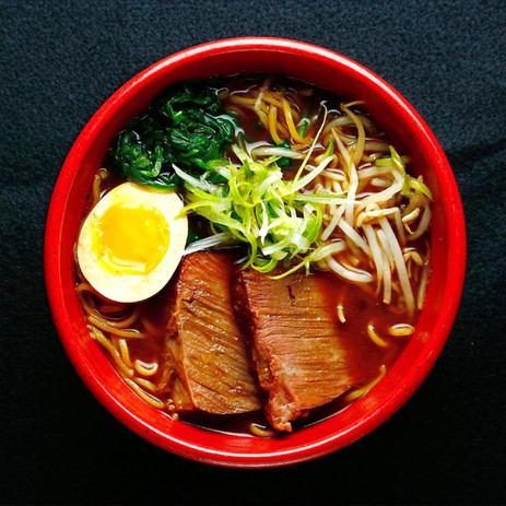 Braised Short Rib Ramen