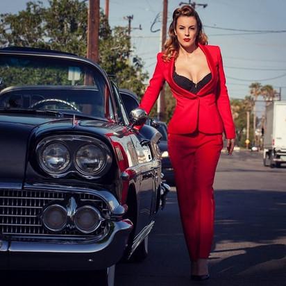 Kira Lorrenti Car.jpg
