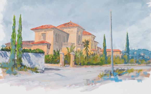 Old House Barranco