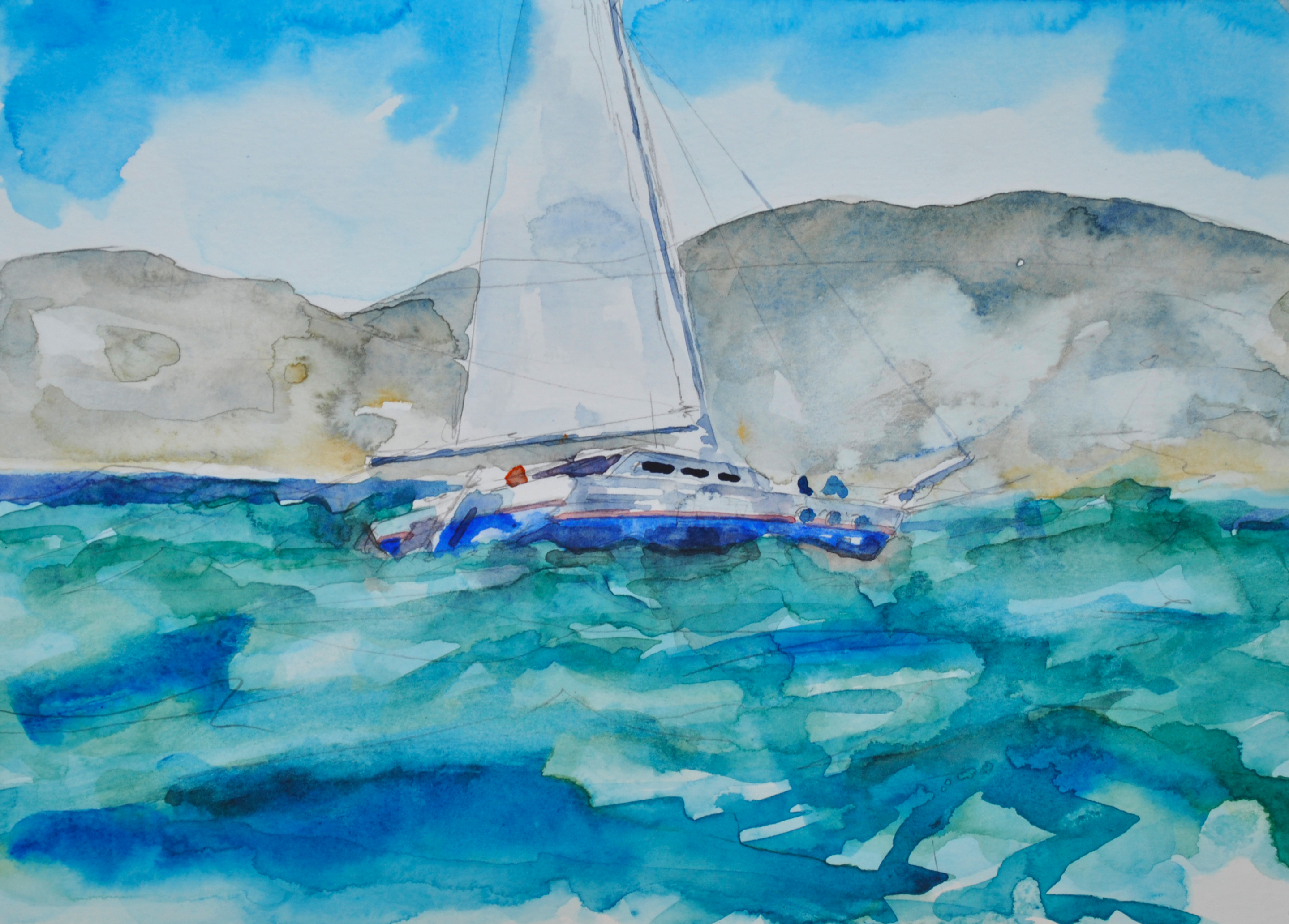 Yacht Ithaca