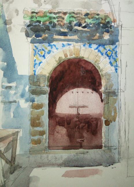 Doorway Morocco