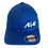 Thumbnail: Royal Blue Flex Fit Regular Logo Corner