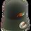 Thumbnail: Black Flex Fit Mesh Crayola Logo on Corner