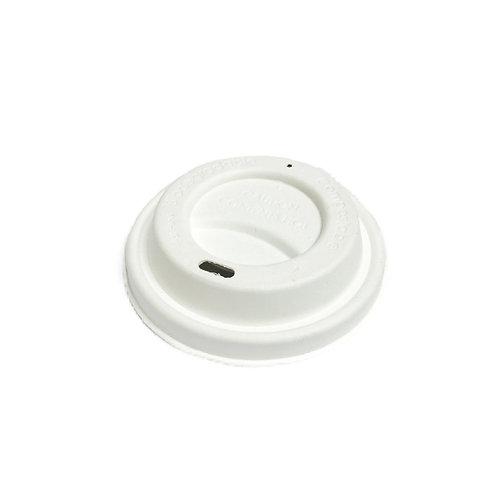 Fiber molded lid - 80mm  (1000pcs/carton)