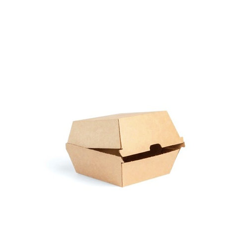 Burger Box XS - 85x85x68mm  (400pcs/carton)