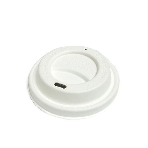 Fiber molded lid - 90mm  (1000pcs/carton)
