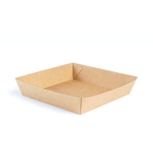 Open Tray 2 - 178x178x45mm  (250pc/carton)