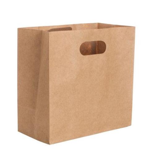 Kraft Paper Bag - 280x160x280mm  (250pcs/carton)