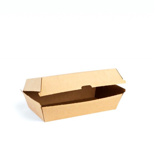 Large Snack Box - 205x107x77mm  (200pcs/carton)