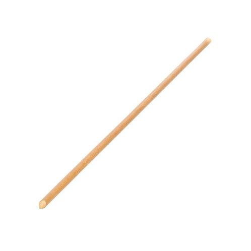 8x197mm Sugarcane PLA Straw (3500pcs/carton)