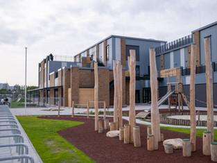 Kindcentrum Parkrijk eindelijk open