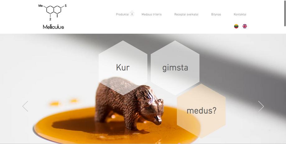 Melliculus website