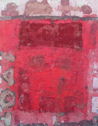 Red abstraction