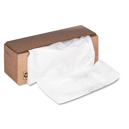 Powershred Shredder Bags, 32-38 gal, 50/CT