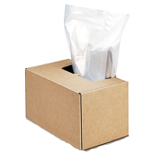 Powershred Shredder Bags,HS-660,HC-880,50/Carton