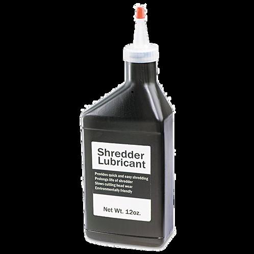 Shredder Oil, 12 oz. Bottle w-Extension Nozzle