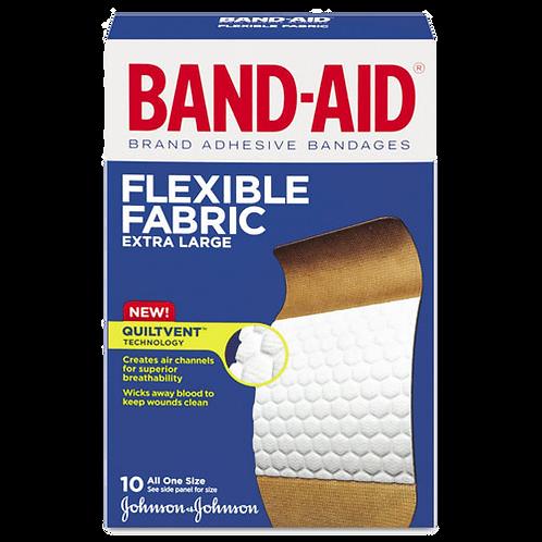 Flexible Fabric Extra Large Adhesive Bandages