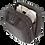 Thumbnail: Rolling Travel Laptop Case, Nylon, 18x10x15, Black