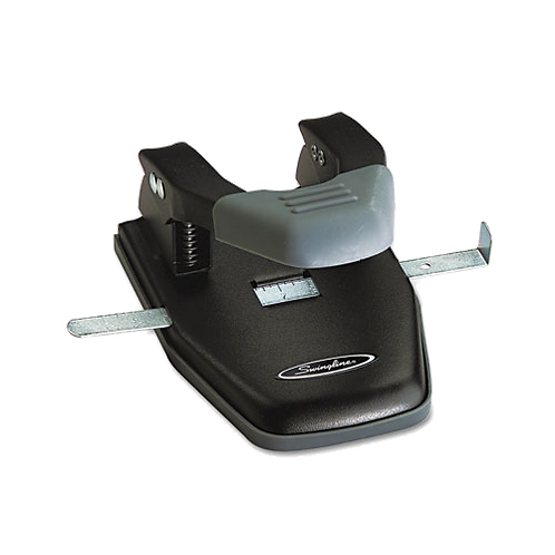 28-Sheet Comfort Handle Steel Two-Hole Punch