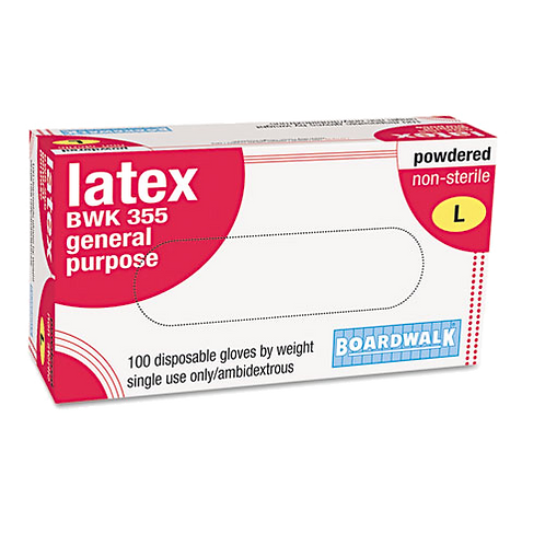 Disposable General-Purpose Natural Rubber Latex