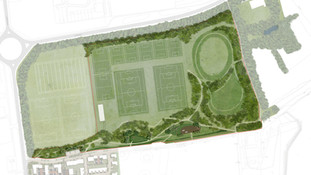 Newhall Sports Pitches