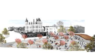 Kentish Town Square