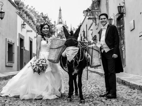 ¿Como son las bodas en México?