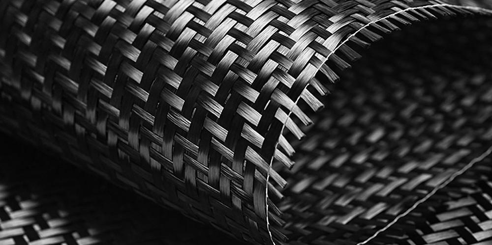 Carbon fiber twill