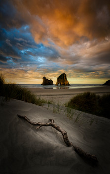 wharariki beach photo tour NZ
