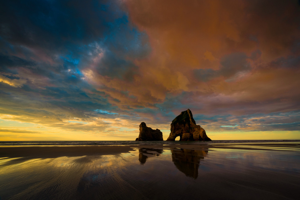 New Zealand south island photo workshops