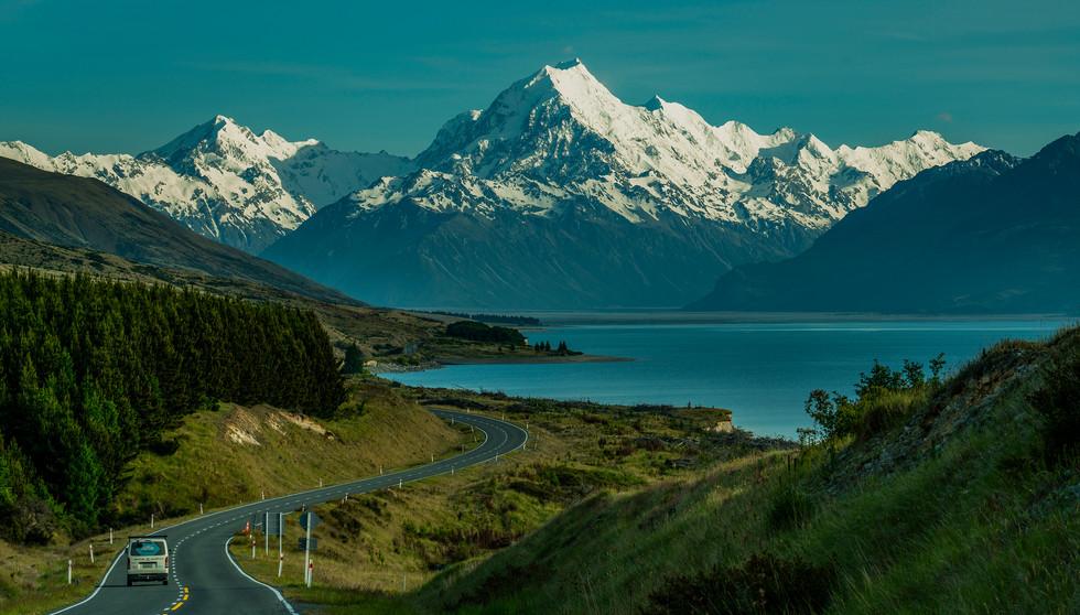Mount Cook Photo Tours