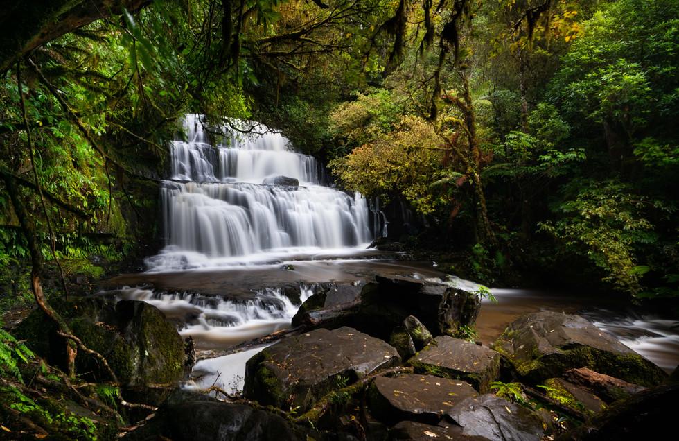 Waterfall NZ photo Tour