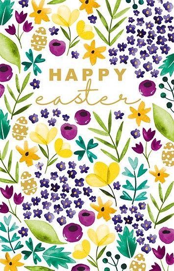 Floral Easter Card Pack