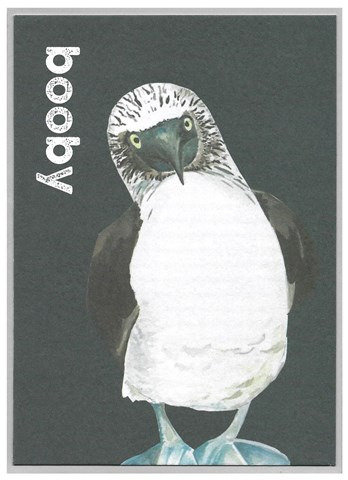Booby Card