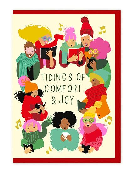 Comfort + Joy Christmas Pack