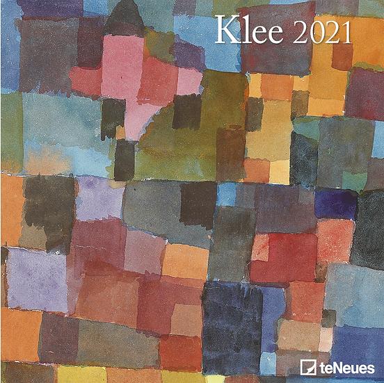 Klee 2021 Calendar