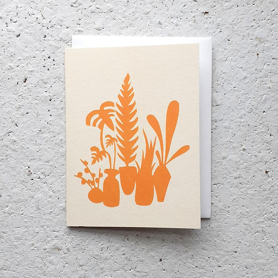 Plants Mini Card