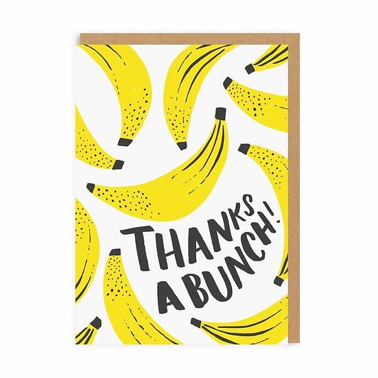 Thanks a Bunch! Card