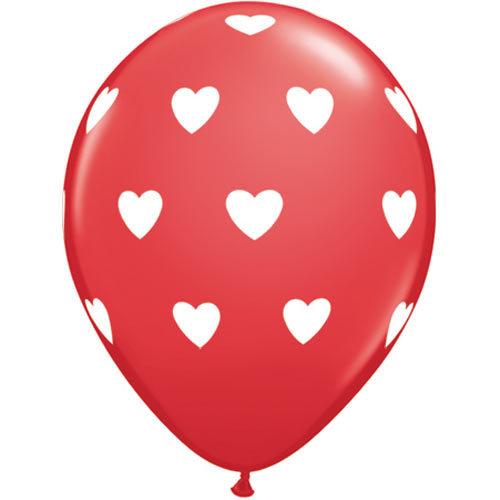 Heart Balloons Pack