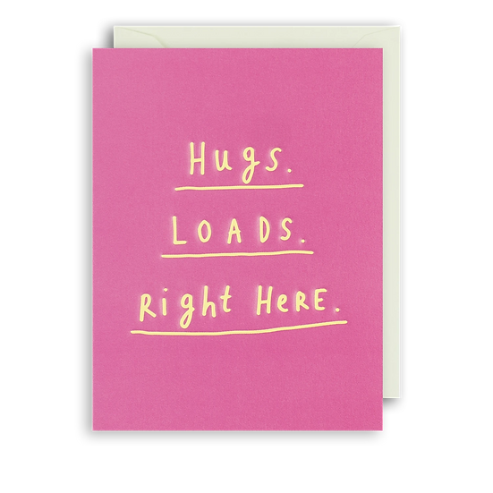 Huge Hugs Card