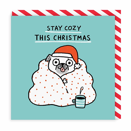 Stay Cozy this Christmas
