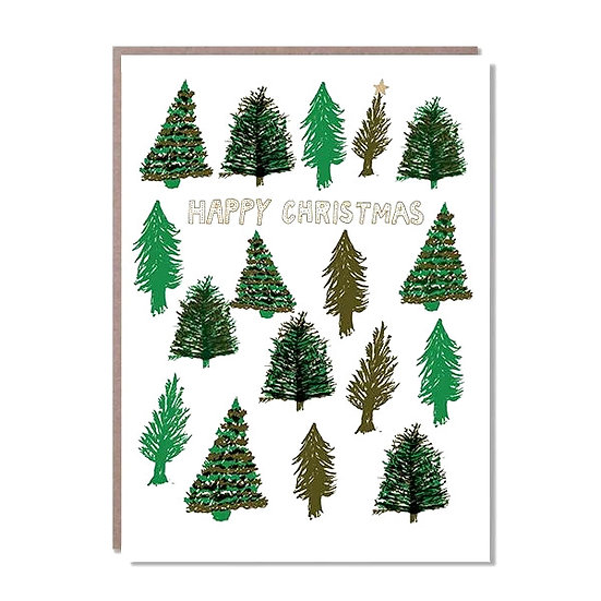 Happy Christmas Trees  Pack