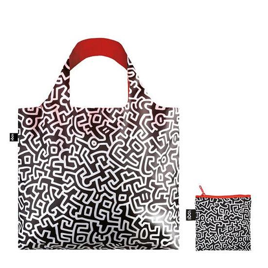Keith Haring Shopping Bag