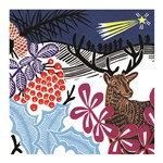 Woodland Christmas Card Set