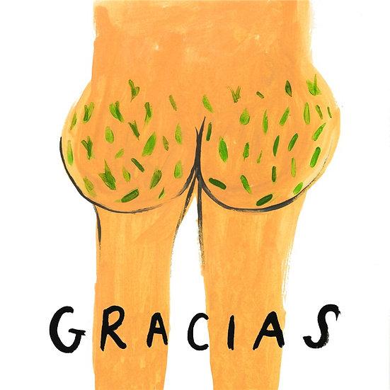 Gracias Card