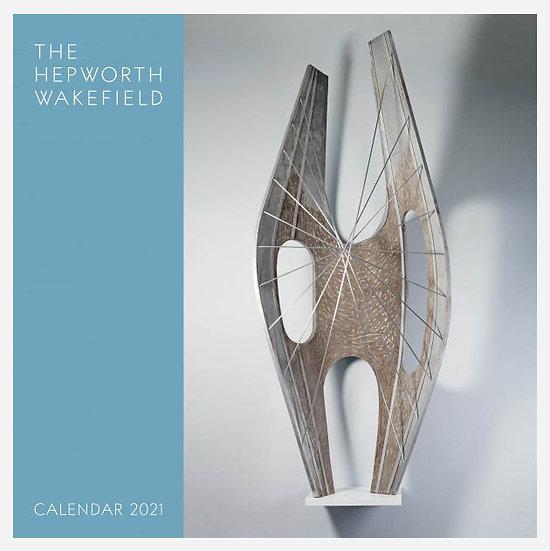 The Hepworth Wakefield 2021 Calendar