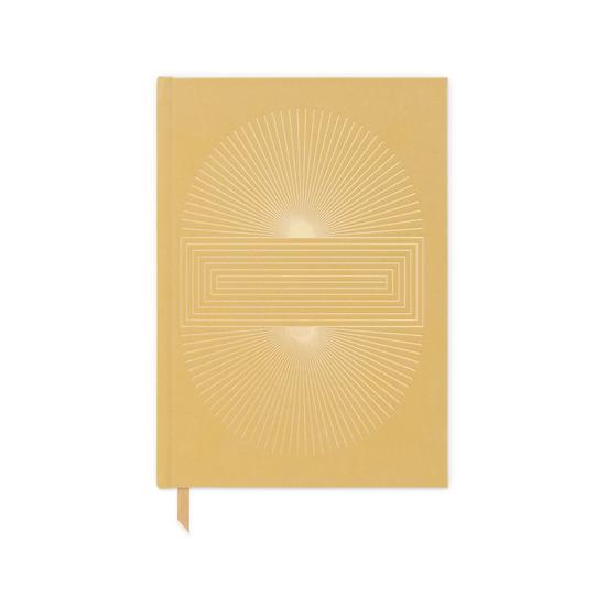 Radiant Sun Cloth Journal