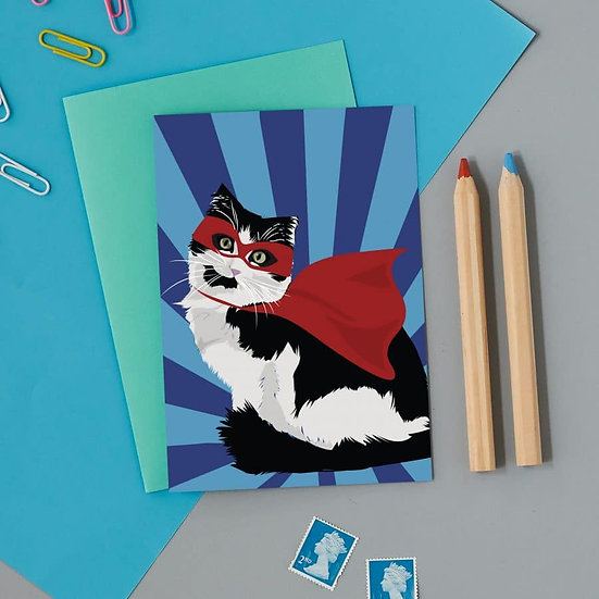 Super Cat Card