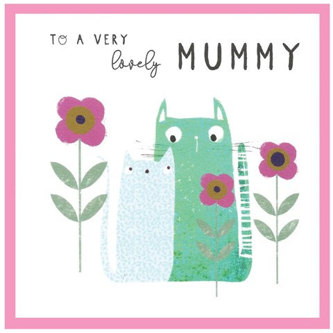 Lovely Mummy Card