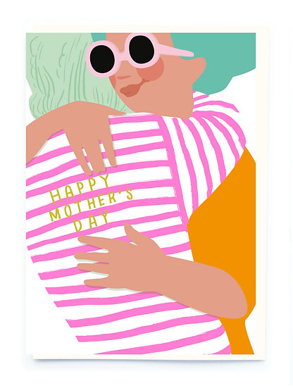 Mother's Day Hug Card